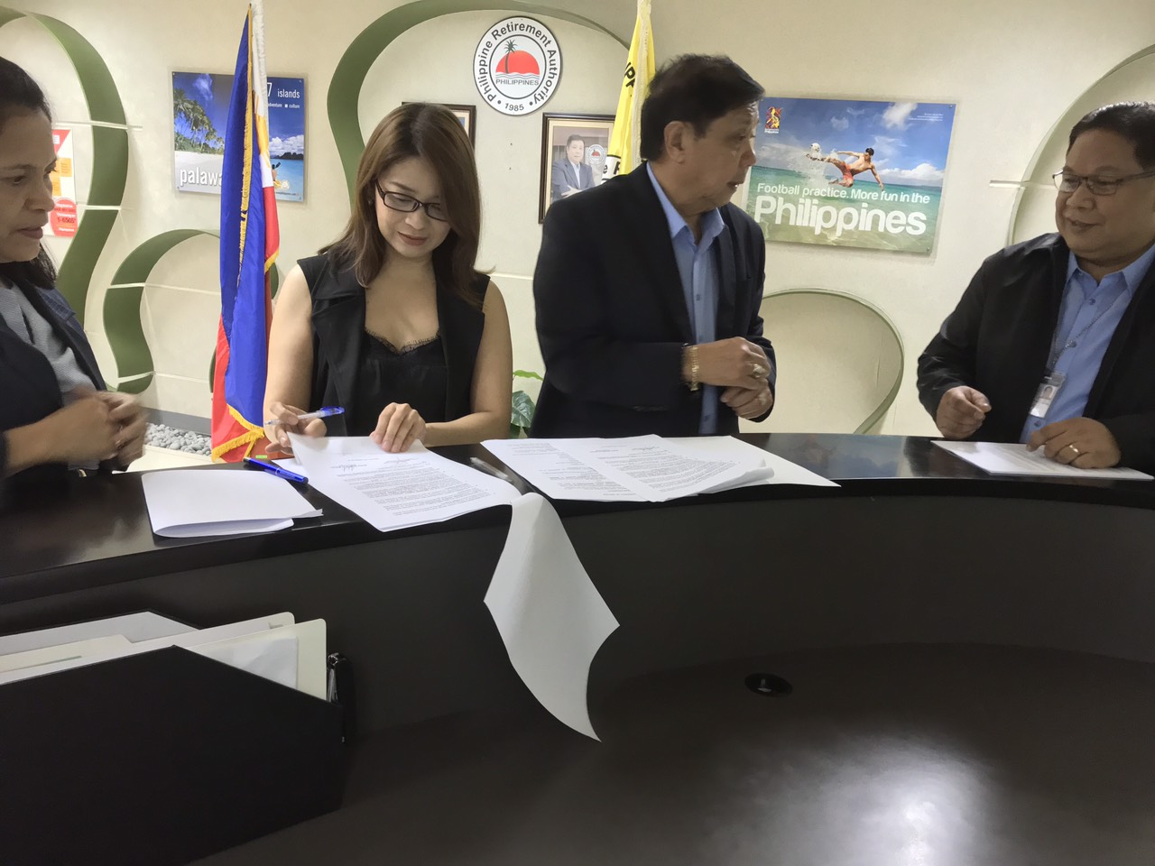 Informatics Philippines' seals new partnership with Philippine Retirement Authority (PRA)