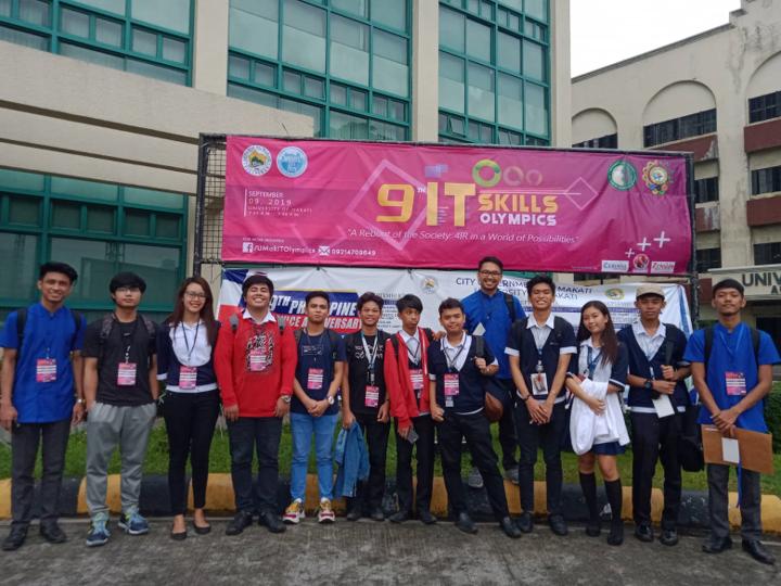 Informatics Northgate joins the 9TH IT Skills Olympics at UMak