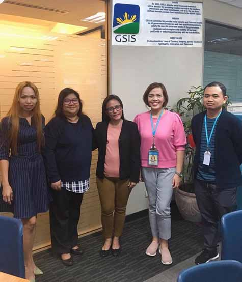 Informatics Intelligent e-Learning team visited GSIS last Feb. 21, 2020 to evaluate their requirements for IEL implementation this year